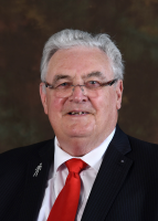 Councillor Jimmy Miller (PenPic)